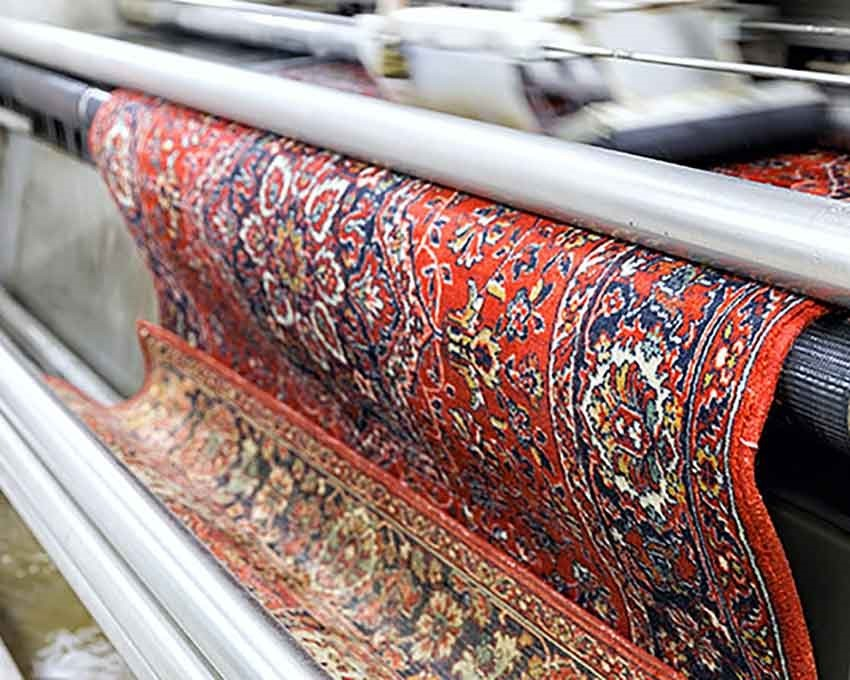 قالیشویی دستباف