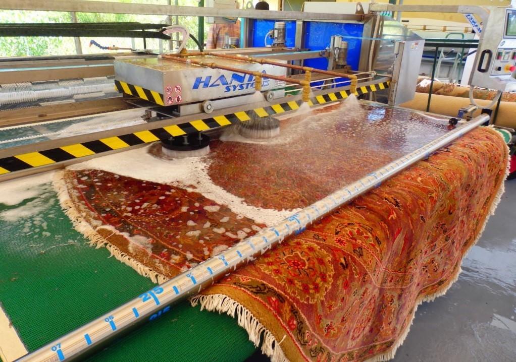 قالیشویی دستباف تهران